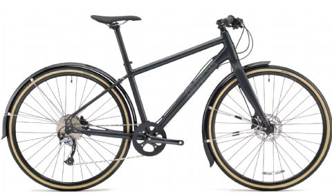 Genesis Skyline 10 Urban Bike Black 2018 -